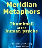 Cover for 'Meridian Metaphors: Thumbnail of the Psyche'