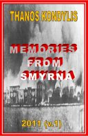 Cover for 'Memories from Smyrna'