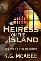 Cover for 'The Heiress on the Island'