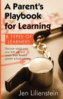 Cover for 'A Parent's Playbook for Learning'
