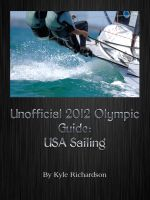 Cover for 'Unofficial 2012 Olympic Guides: USA Sailing'