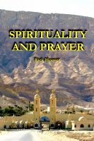 Rick Hoover - Spirituality and Prayer