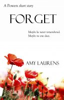 Cover for 'Forget'