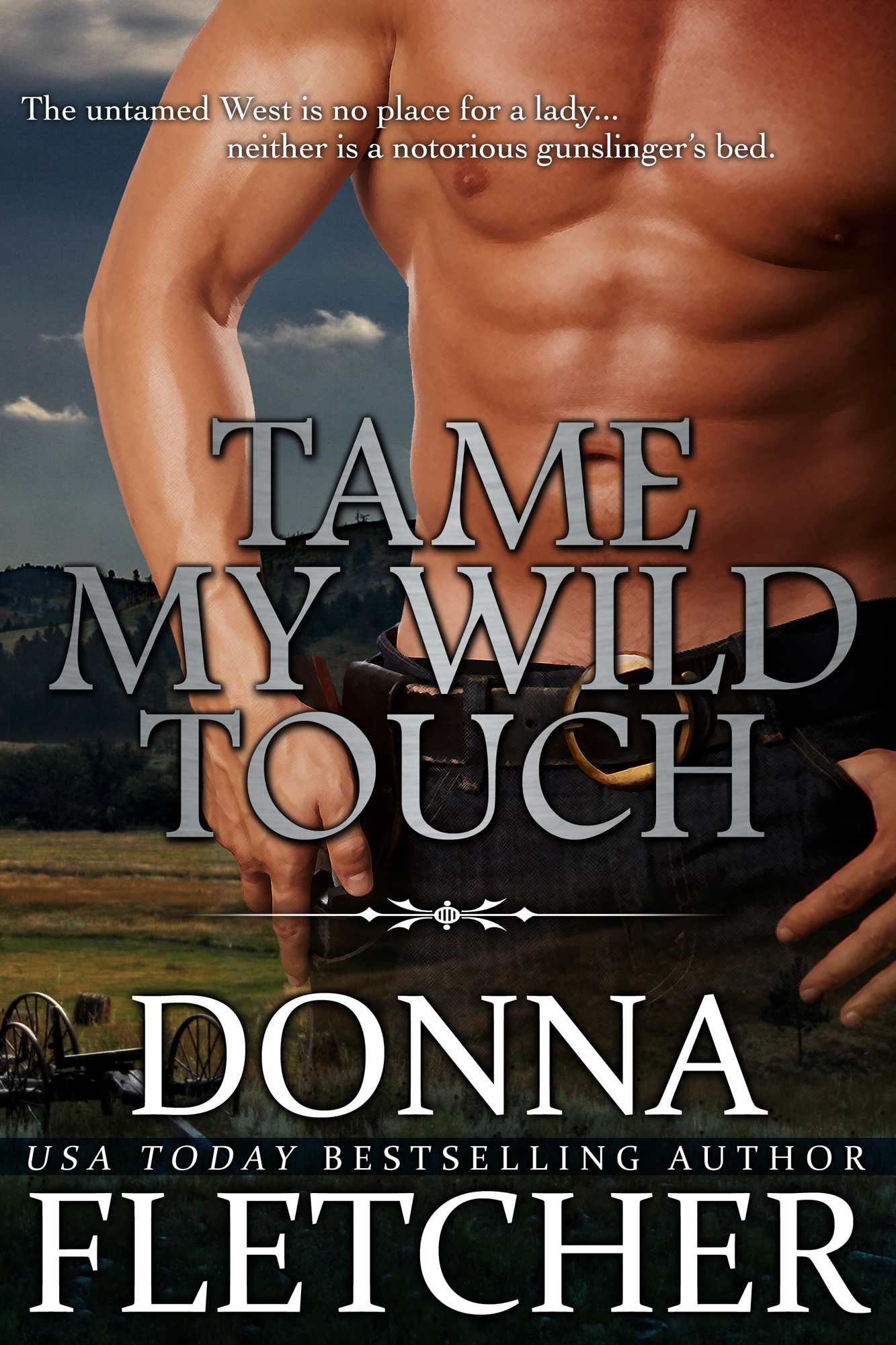 Donna Fletcher - Tame My Wild Touch