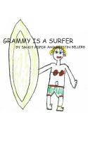 Cover for 'Grammy is a Surfer'