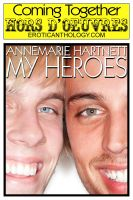 Cover for 'My Heroes'