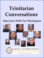 Cover for 'Trinitarian Conversations: Interviews With Ten Theologians'