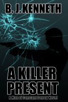 Cover for 'A Killer Present'