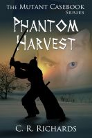 Cover for 'Phantom Harvest'