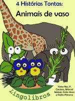 Cover for '4 Histórias Tontas: Animais de vaso'