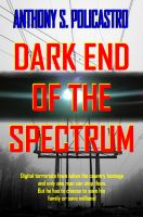 Cover for 'Dark End of the Spectrum'
