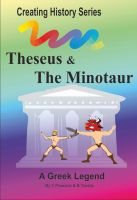 Cover for 'Theseus and the Minotaur'