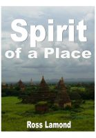 Cover for 'Spirit of a Place'