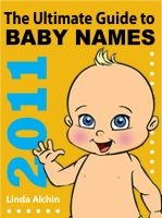 Cover for 'The Ultimate Guide to Baby Names 2011'
