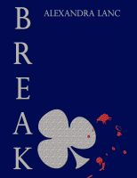 Cover for 'Break (Exe Lore #1)'
