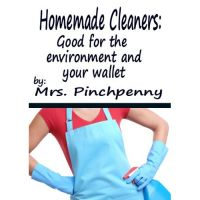 Cover for 'Homemade Cleaners: Good for the Environment and Your Wallet'