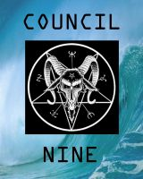 Cover for 'Council Nine'