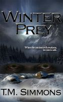 Cover for 'Winter Prey'