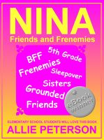 Cover for 'NINA - Friends and Frenemies'