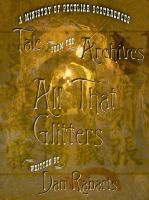 Cover for 'All That Glitters'