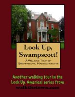 Cover for 'A Walking Tour of Swampscott, Massachusetts'