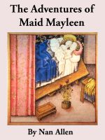 Cover for 'The Adventures of Maid Mayleen'