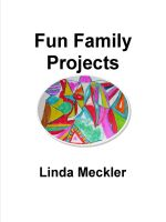 Cover for 'Fun Family Projects'