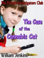 Cover for 'The Case of the Cannabis Cat'