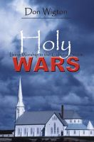 Cover for 'Holy Wars'