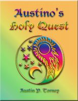 Cover for 'Austino's Holy Quest'