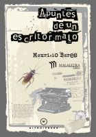 Cover for 'Apuntes de un escritor malo'