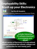 Cover for 'Employability Skills: Brush up your Electronics'