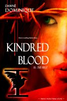 Cover for 'Kindred Blood'
