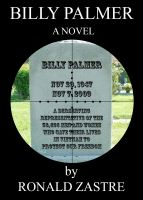 Cover for 'Billy Palmer'