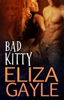 Cover for 'Bad Kitty'