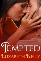 Cover for 'Tempted'