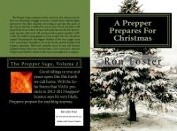 Cover for 'A Prepper Prepares For Christmas'