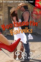 Cover for 'Bootscootin' Blahniks'