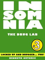 Cover for 'Insomnia 3: The Drug Lab'