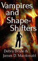 Cover for 'Vampires and Shapeshifters'