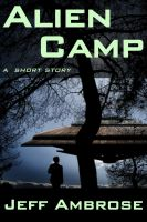 Cover for 'Alien Camp: A Short Story'