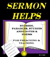 Cover for 'Sermon Helps'