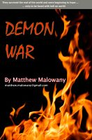 Cover for 'Demon War: Attack'