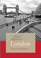 Cover for 'A Short History of London'