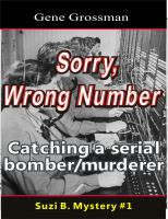 Cover for '...Sorry, Wrong Number: Suzie B. Mystery #1'