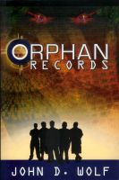 Cover for 'Orphan Records'