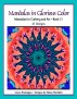 Mandalas in Glorious Color Book 15 by Grace Brannigan