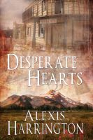 Cover for 'Desperate Hearts'