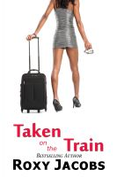 Cover for 'Taken on the Train (erotica)'