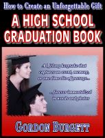 Cover for 'How to Create a High School Graduation Book'